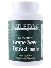 European Grape Seed Extract 100 mg