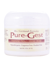 Pure-Gest Feminine Progesterone Cream