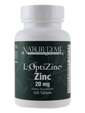 Optizinc Zinc 20 mg
