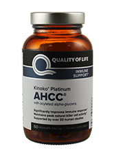 Kinoko Platinum AHCC 750 mg