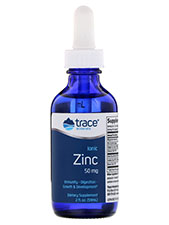 Ionic Zinc 50 mg