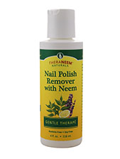 TheraNeem Nail Polish Remover with Neem