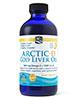 Arctic-D Cod Liver Oil with Vitamin D - Lemon