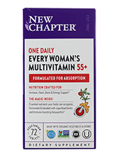 One Daily Every Woman's Multivitamin 55+