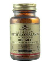 Methylcobalamin B-12 1000 mcg