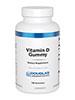 Vitamin D Gummy - Raspberry Flavor
