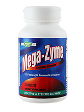 Mega-Zyme Systemic Enzymes