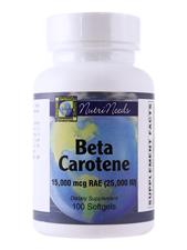 Beta Carotene 25,000 IU