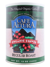 Organic Coffee Regular Roast