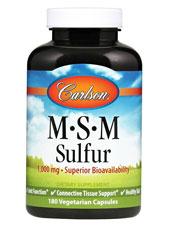 M-S-M Sulfur
