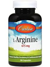 L-Arginine 675 mg