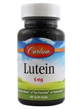 Lutein 6 mg