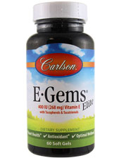 E-Gems Elite 400 IU (268 mg)