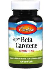 Super Beta-Carotene 25,000 IU