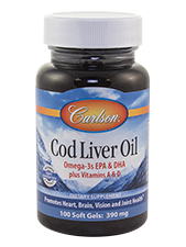 Cod Liver Oil Minis