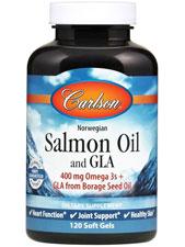 Norwegian Salmon Oil and GLA