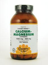 Target-Mins Calcium-Magnesium Complex