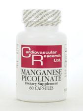 Manganese Picolinate 20 mg