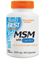 MSM with OptiMSM 1000 mg