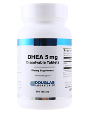 DHEA 5 mg Dissolvable Tablets