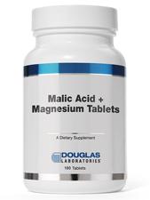 Malic Acid + Magnesium Tablets