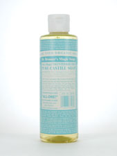 18-in-1 Hemp Peppermint Pure-Castile Soap