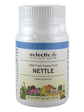 Fresh Raw Freeze-Dried Stinging Nettle 300 mg