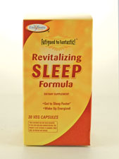 Fatigued to Fantastic! Revitalizing Sleep Formula