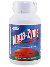 Mega-Zyme MAX-Strength Pancreatic Enzymes
