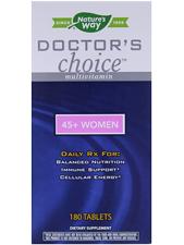 Doctor's Choice Multivitamins - 45+ Women