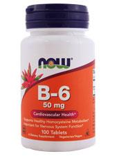 B-6 50 mg