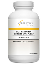 NutriVitamin Enzyme Complex without Iron