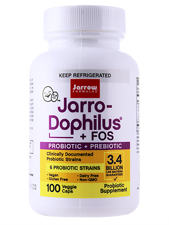 Jarro-Dophilus + FOS 3.4 Billion Organisms
