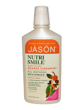 Nutri Smile All-Natural Ester-C Mouthwash