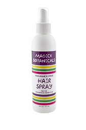 Fragrance-Free Hair Spray