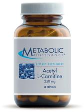 Acetyl L-Carnitine 250 mg