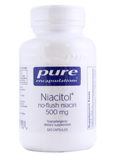 Niacitol No-Flush Niacin 500 mg