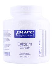 Calcium (Citrate)