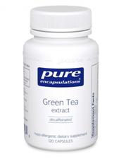 Green Tea extract decaffeinated