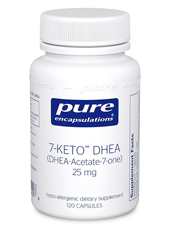 7-Keto DHEA 25 mg