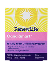CandiSmart Yeast Cleansing Formula