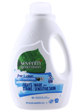 Free & Clear Laundry Detergent