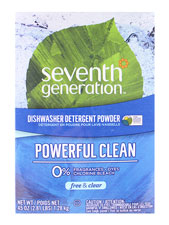 Free & Clear Dishwasher Detergent Powder