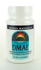 DMAE 130 mg