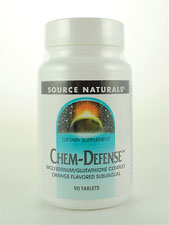 Chem-Defense - Orange Flavored Sublingual