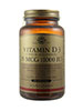 Vitamin D3 (Cholecalciferol) 25 mcg (1,000 IU)