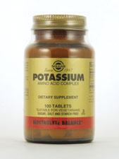 Potassium Amino Acid Complex 99 mg