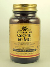 Vegetarian CoQ-10 60 mg