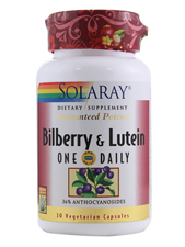 Bilberry & Lutein One Daily