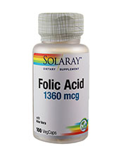 Folic Acid 1360 mcg